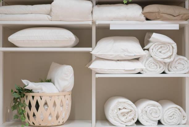 A melhor forma de guardar os lençóis 1