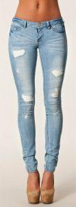 Os jeans ideais
