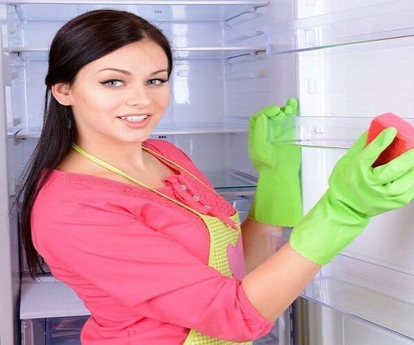 Como Limpar o Frigorífico
