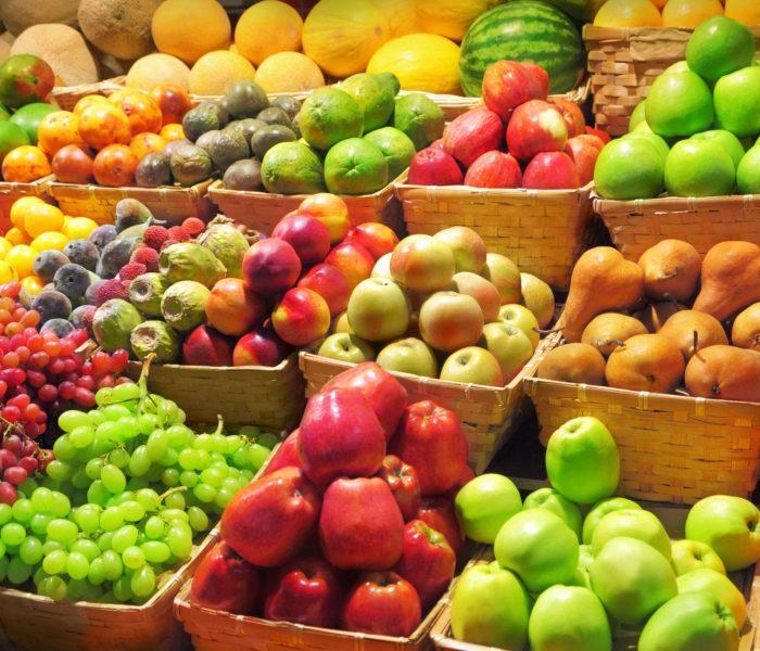Sabe como escolher frutas ?