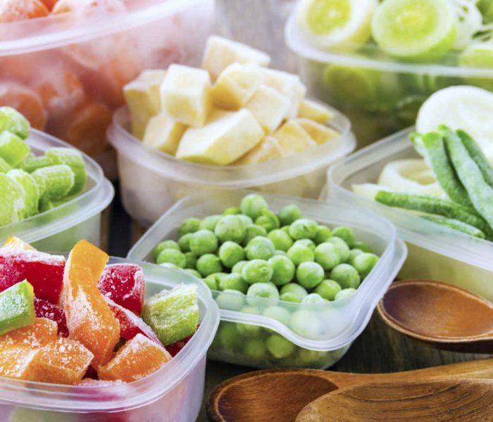 Como congelar os alimentos