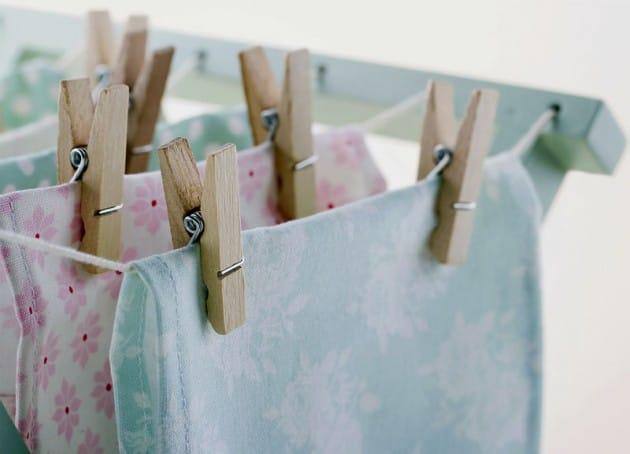 Como secar as roupas no Inverno