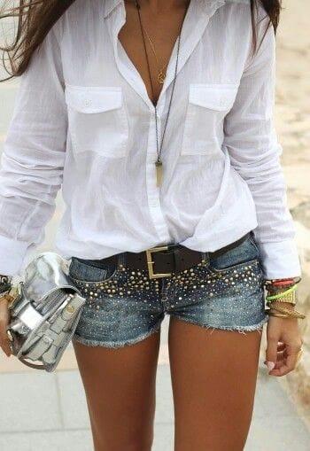 Tenha sempre uma camisa branca no seu guarda roupa 1