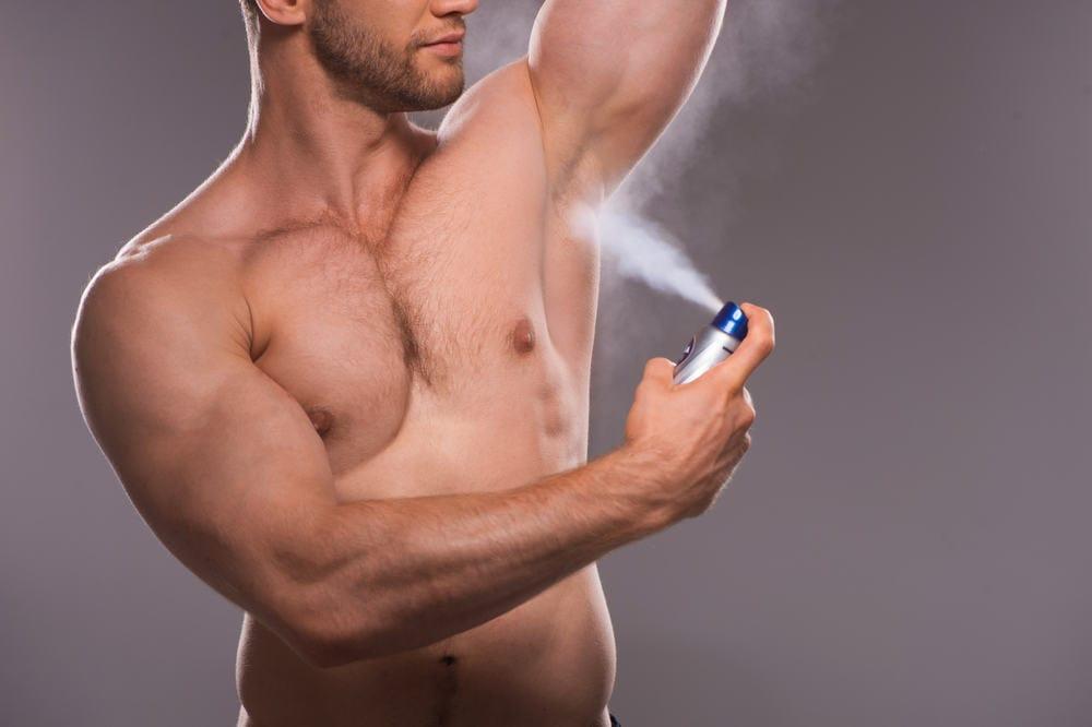 Erros comuns ao usar desodorizante 1