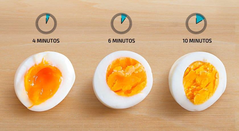 Como cozer ovos rapidamente 1