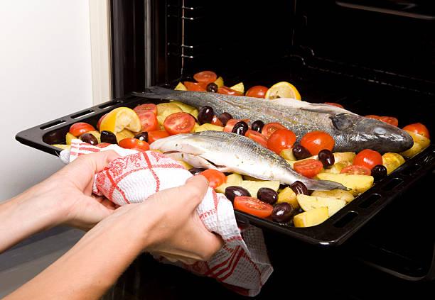 Dicas para assar peixe 1