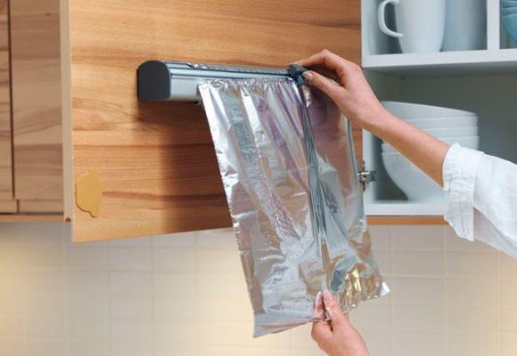 Usos alternativos do papel alumínio 1