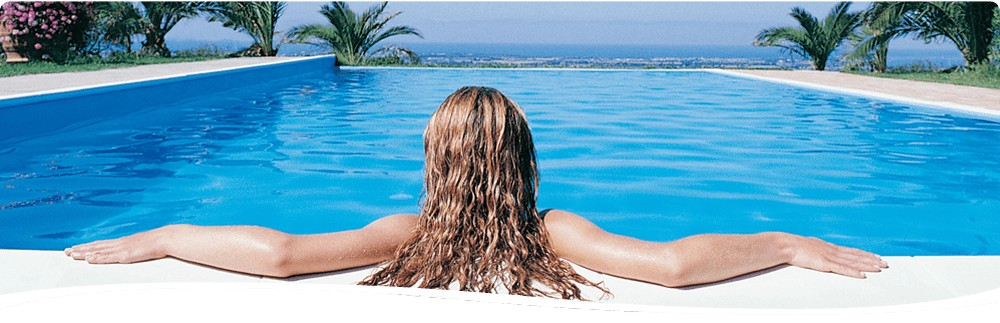 Proteja o cabelo do cloro 1
