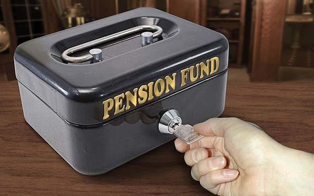 Rendimentos de pensões livre de impostos 1