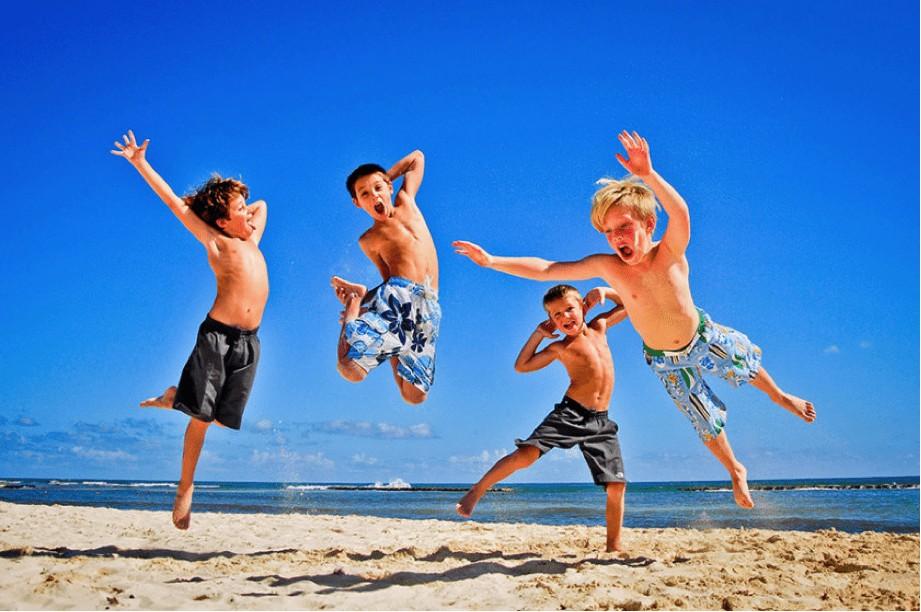 5 tendências de verão para as crianças! 1