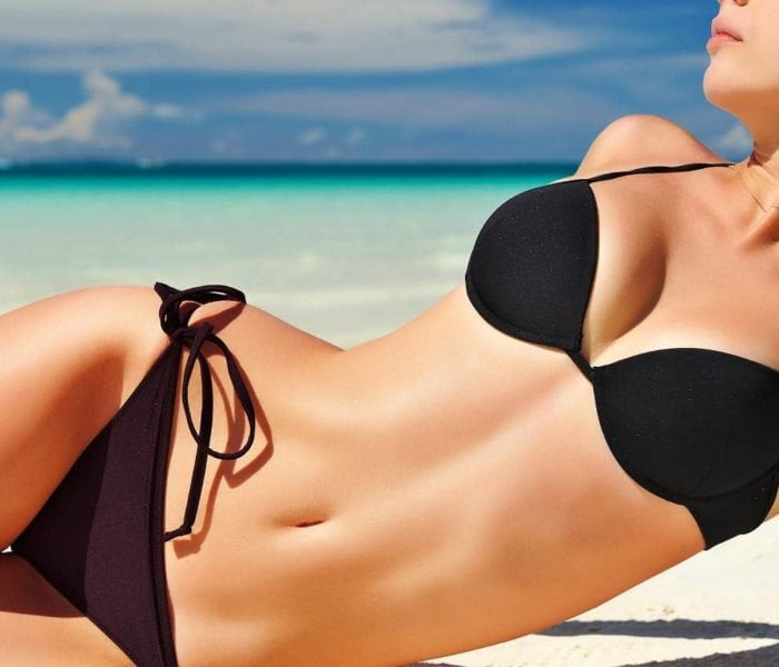 Como retirar a areia do corpo
