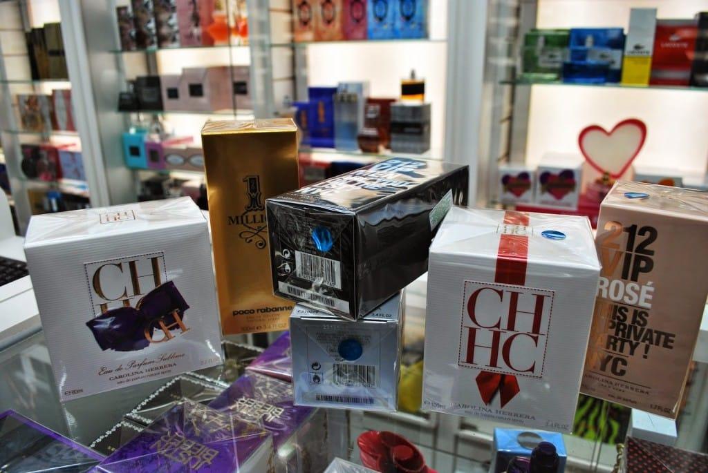 Como comprar perfumes baratos 1