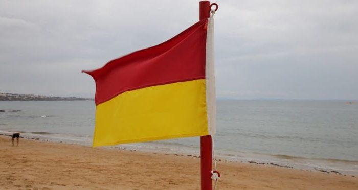 Nova bandeira de sinalização nas praias