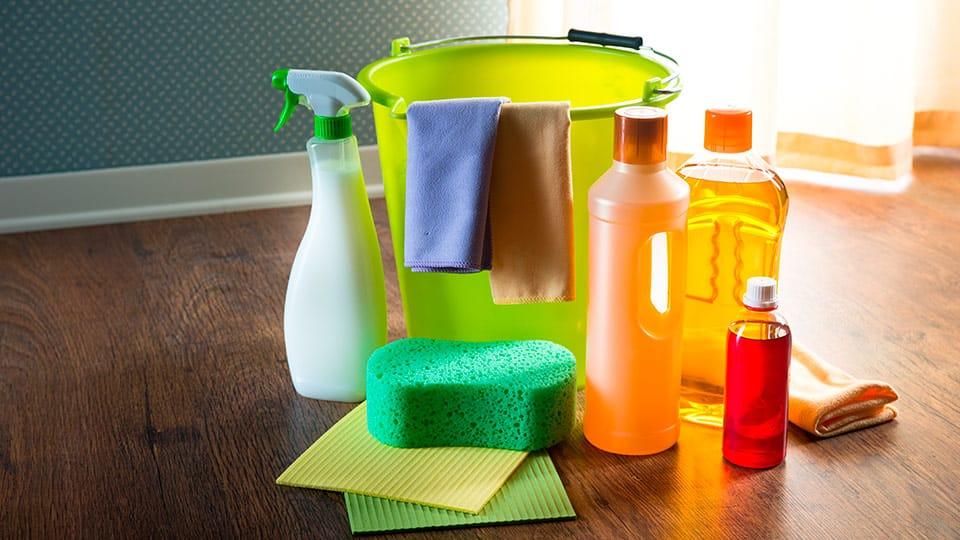 Dicas de limpeza gerais para ter a casa a brilhar 1