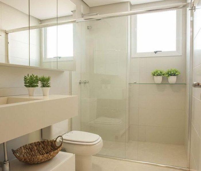 Limpe a casa de banho com produtos naturais