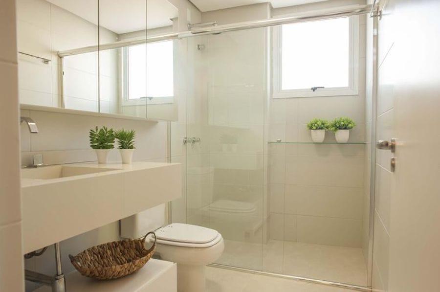 Limpe a casa de banho com produtos naturais 1