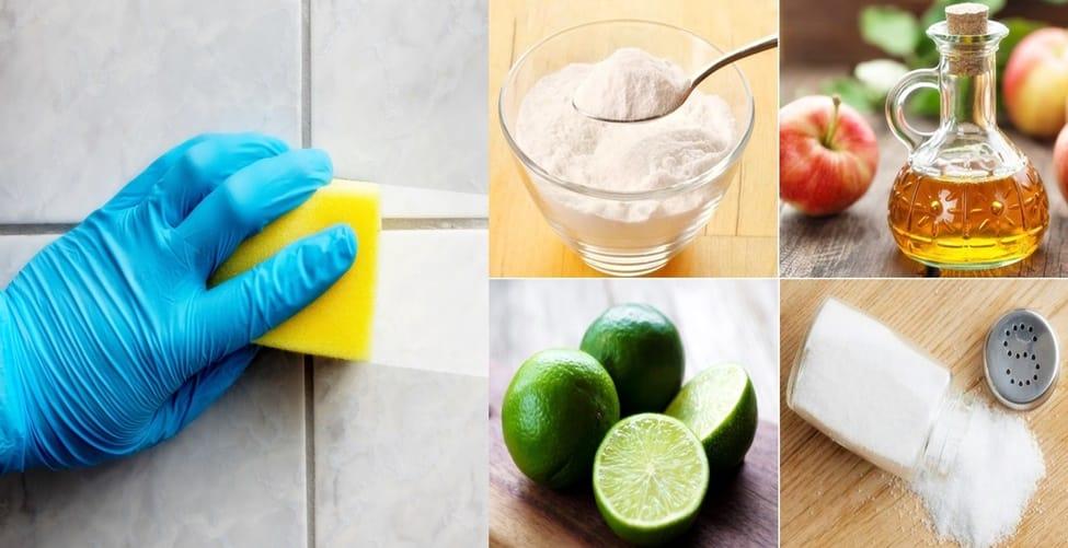 Produtos naturais para limpar a sua casa 1
