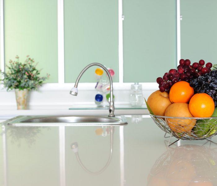 Dicas para limpar as bancadas da cozinha