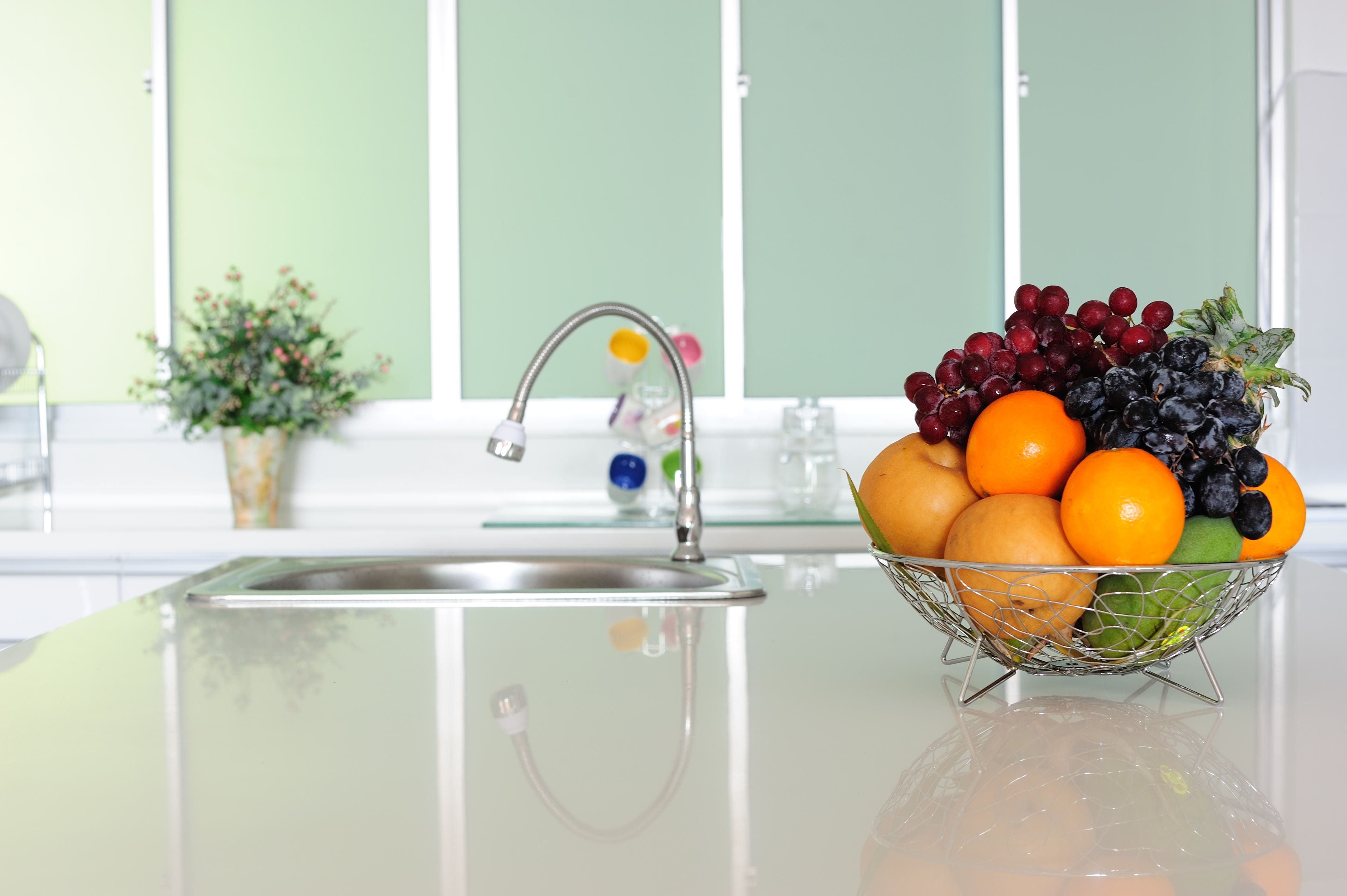 Dicas para limpar as bancadas da cozinha 1