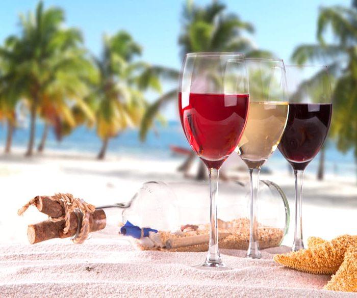 Sabe a que temperatura deve servir os vinhos no verão?
