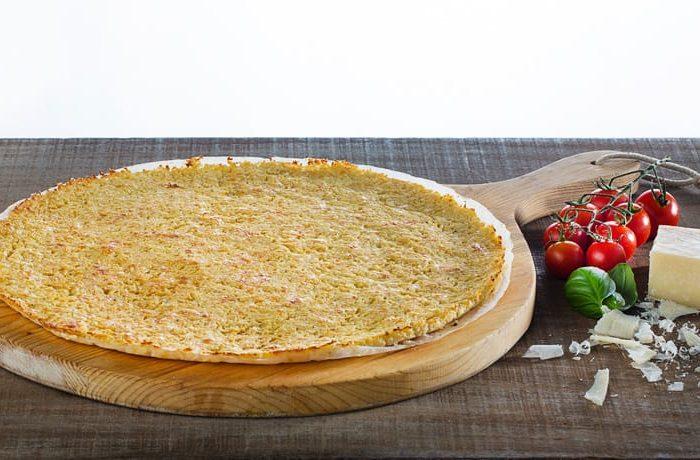 Base de pizza de couve-flor