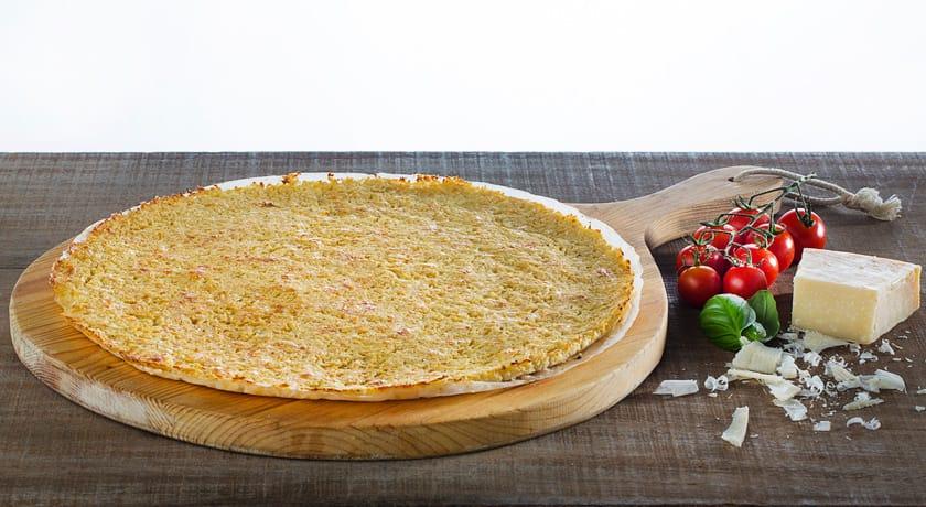 Base de pizza de couve-flor 1