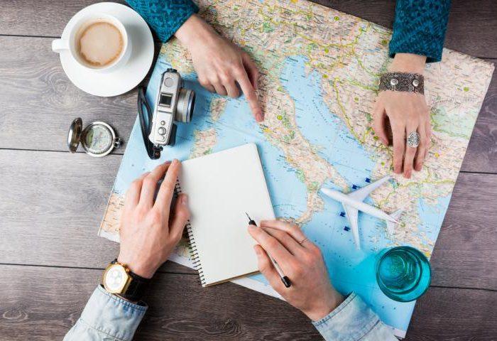 8 principais erros dos viajantes inexperientes