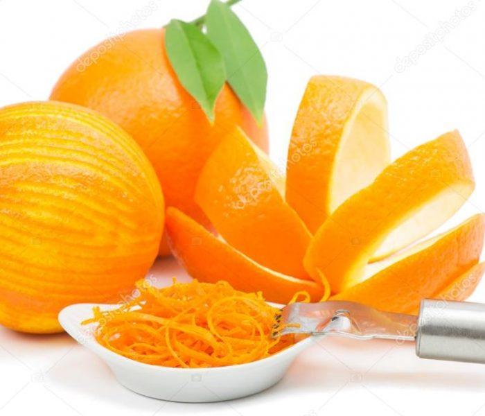12 maneiras de reutilizar a casca de laranja