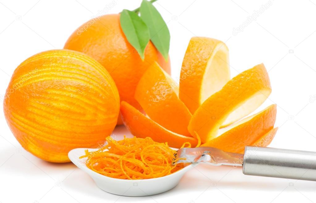 12 maneiras de reutilizar a casca de laranja 1