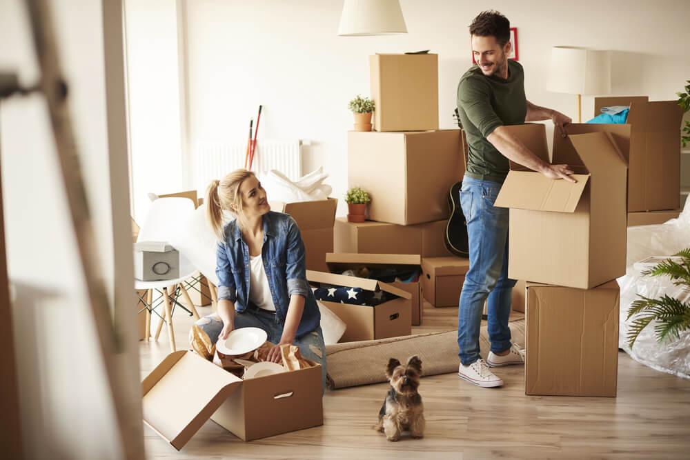 8 dicas para organizar a mudança de casa sem stress 1