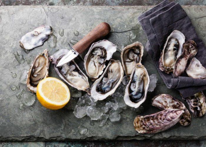 Como abrir ostras facilmente