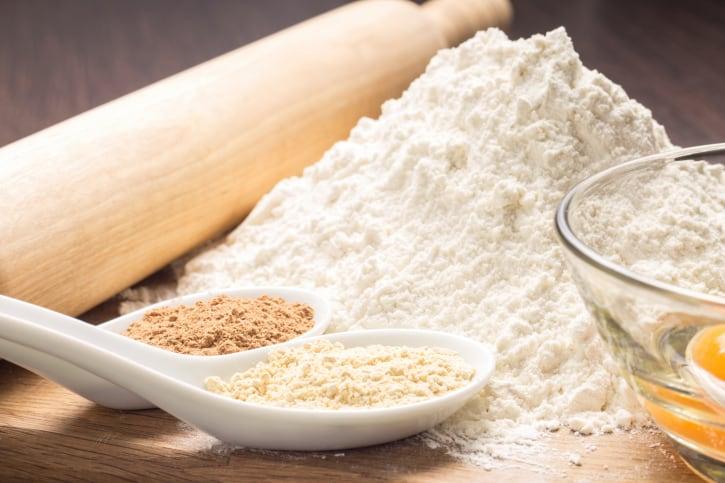 Conheça os diferentes tipos de farinha 1
