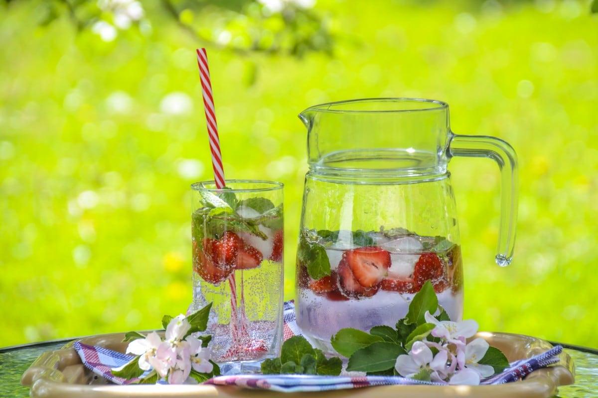 Receitas de chás gelados saborosas e refrescantes 1