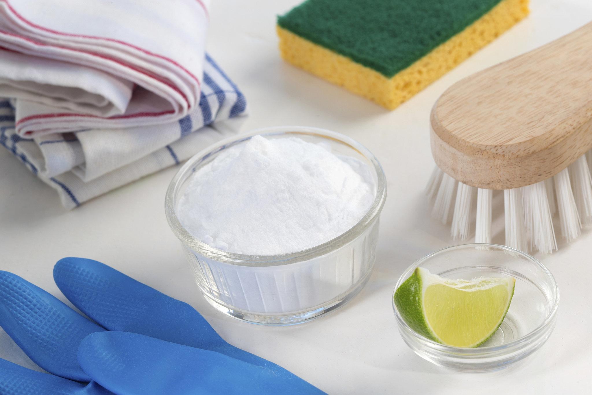 6 Maneiras de utilizar o Bicarbonato de Sódio no dia a dia 1