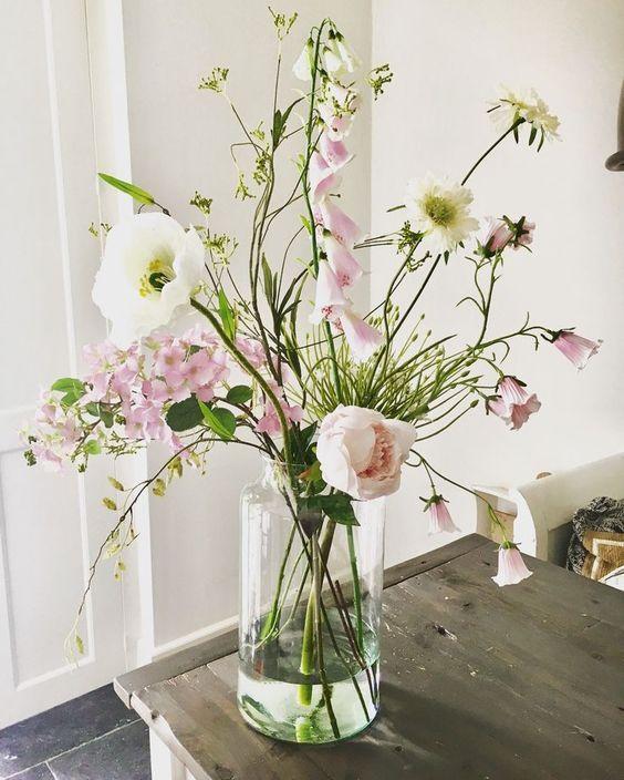 Como manter as flores bonitas por mais tempo