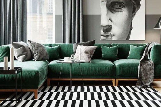 Como limpar sofá de camurça de forma eficaz 1