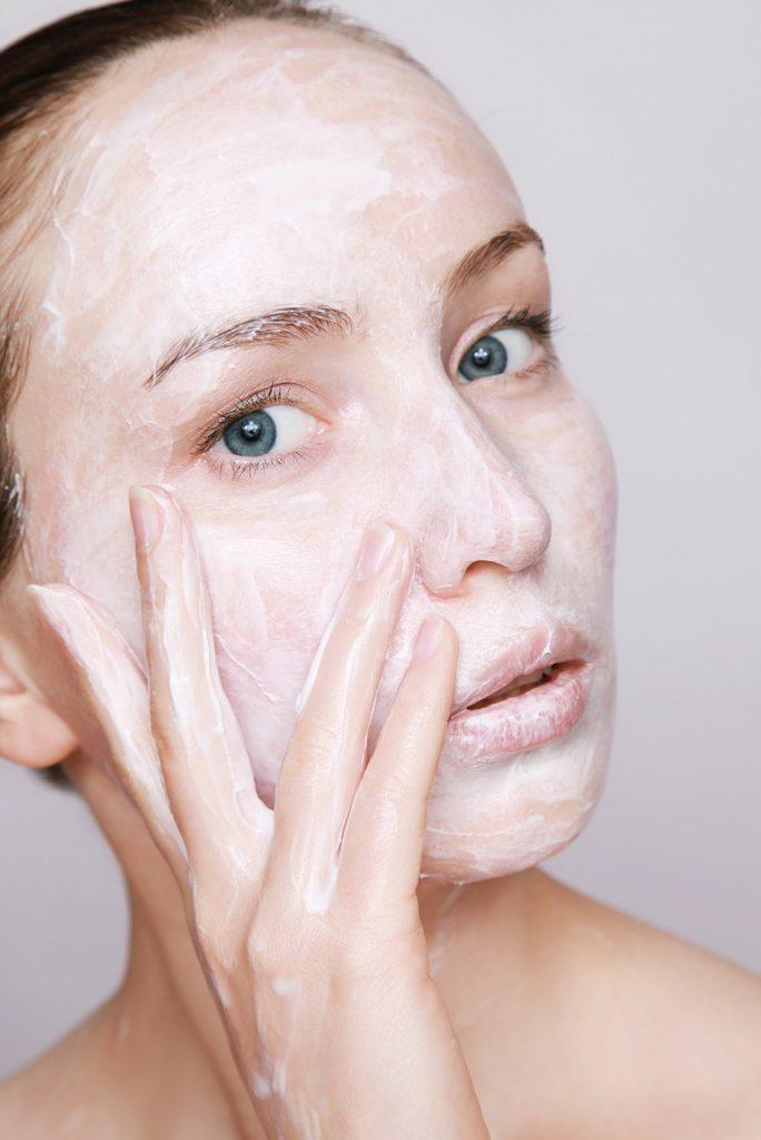 para cuidar da pele diariamente