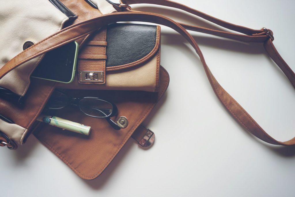 Quais os segredos da carteira de uma mulher