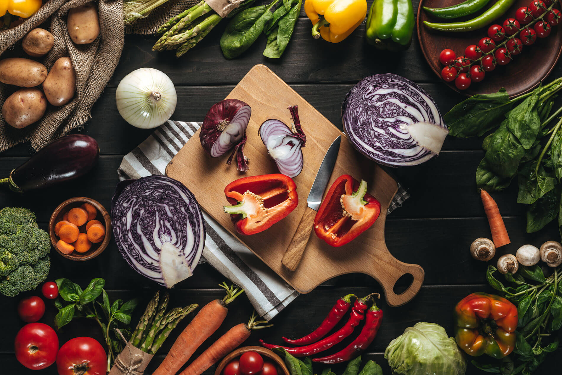 Comida Sazonal: o que é e quais as suas vantagens? 1