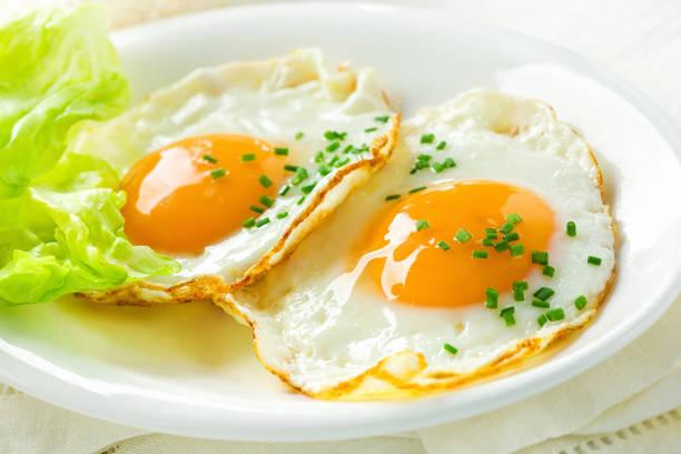O que fazer para o óleo não estourar ao fritar ovos 2