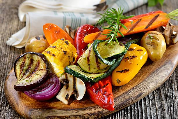 Como assar legumes 2